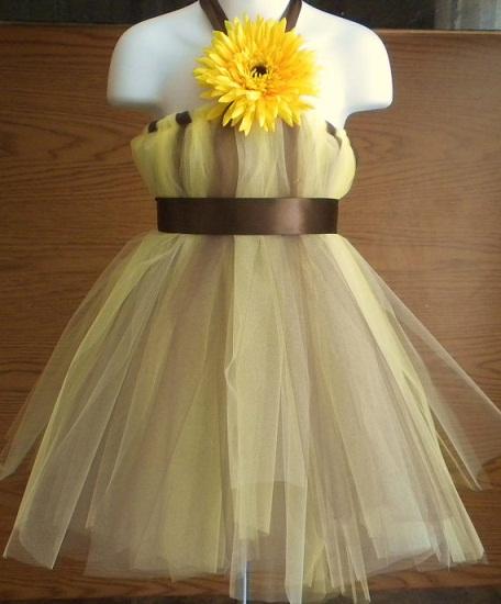 Sunny Flower Girl...