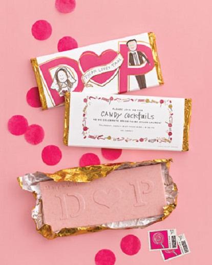 Candy Bar Invitation...