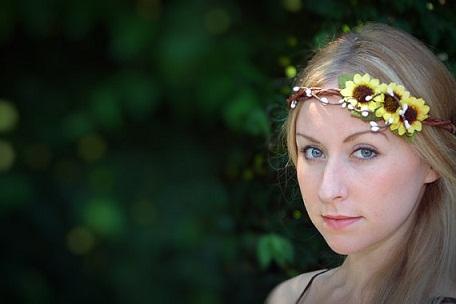 Floral Headband...