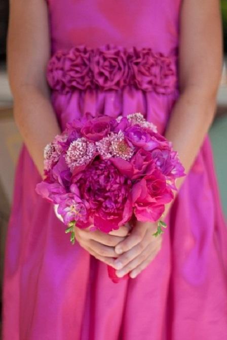 Cabaret Pink Wedding Color Trend...