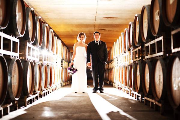 In a Wine Cellar