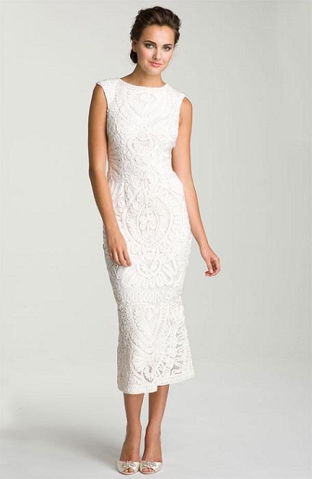 Little White Wedding Dress...