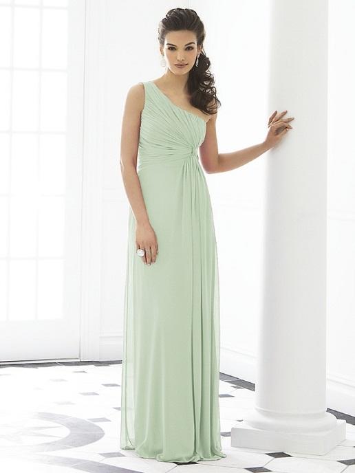Mint Green Bridesmaid Dress...