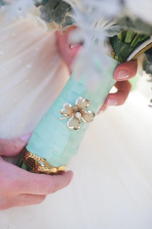 Mint Green Wedding Details...