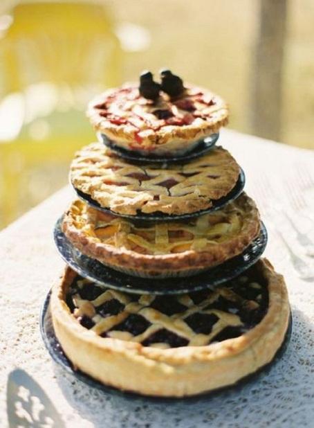 Homemade Pie...