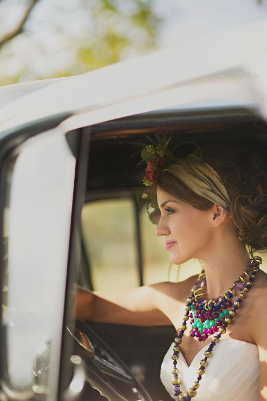Bohemian Chic Wedding Jewelry...