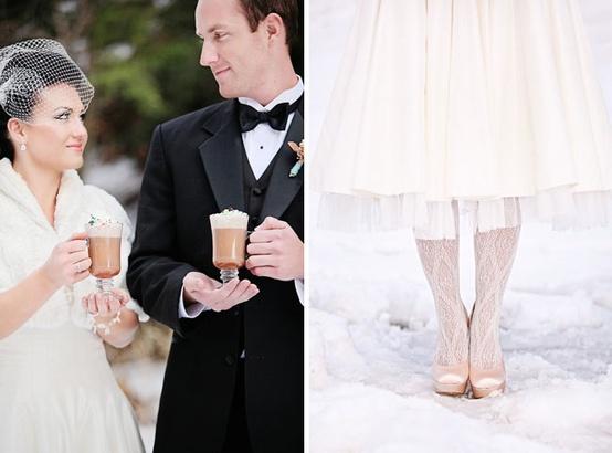 Christmas Wedding Stockings...