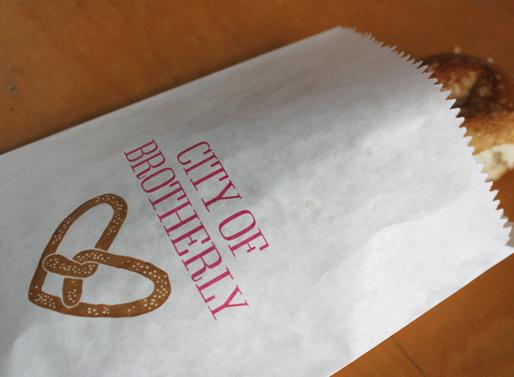 Philadelphia Wedding Favor Ideas...