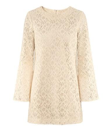 Hippy Lace Elopement Dress...