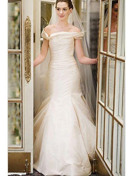 The Other Bride Wars Movie Wedding Dress