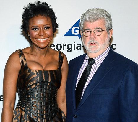 George Lucas...