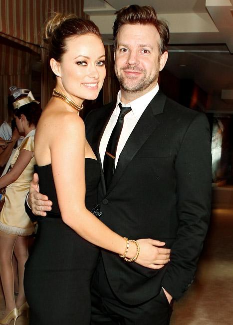 Olivia Wilde & Jason Sudeikis...