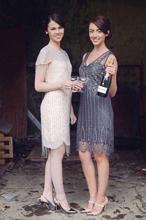 Great Gatsby Bridesmaids...