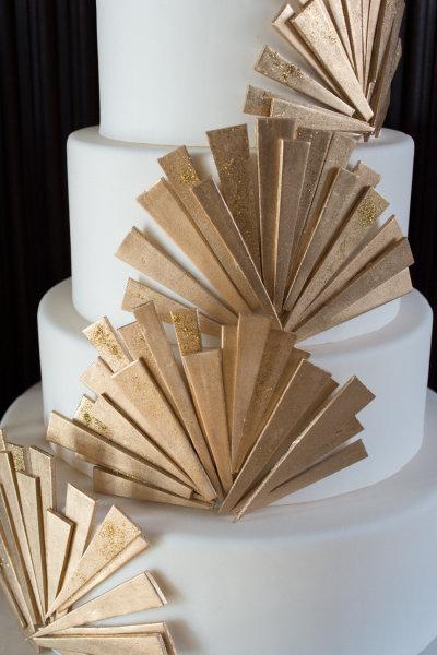 Great Gatsby Wedding Cake...