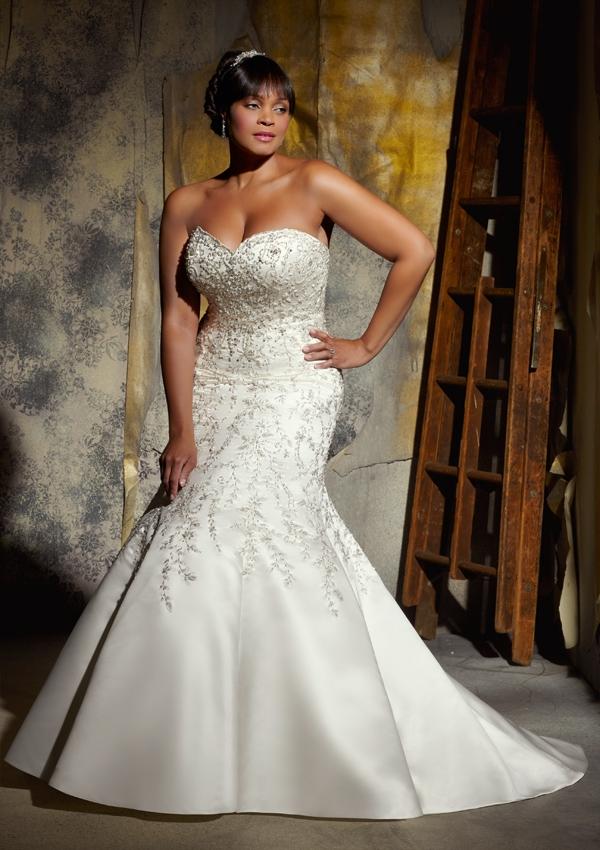 7 Fabulous Tips For Plus Size Wedding Dress Shopping