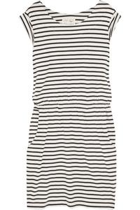 Aubin & Wills Ledsham Striped Cotton Dress