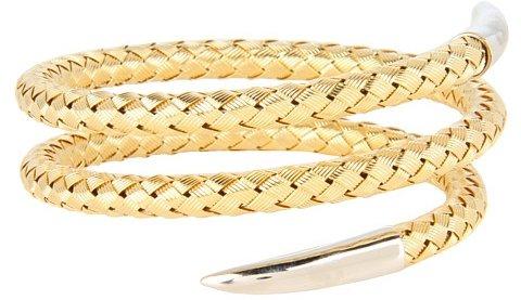 Roberto Coin Snake Bangle