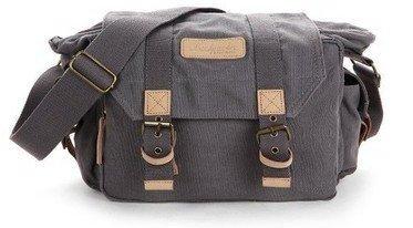 YOPO Fashion Casual Vintage Canvas Camera Shoulder Bag