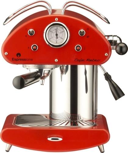 Café Retro Espressione Machine - 8 Colourful Kitchen Appliances…