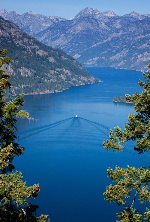 Washington – Lake Chelan National Recreation Area