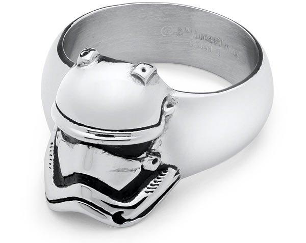 Episode VII Stormtrooper 3D Ring