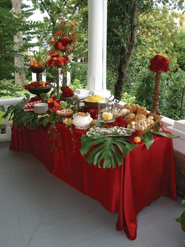 Tropical Paradise Buffet