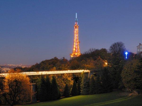 It Has Its Own Eiffel Tower