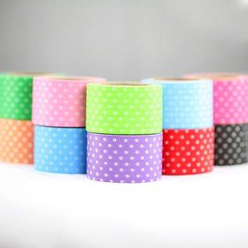 Spots Dots Washi Tape