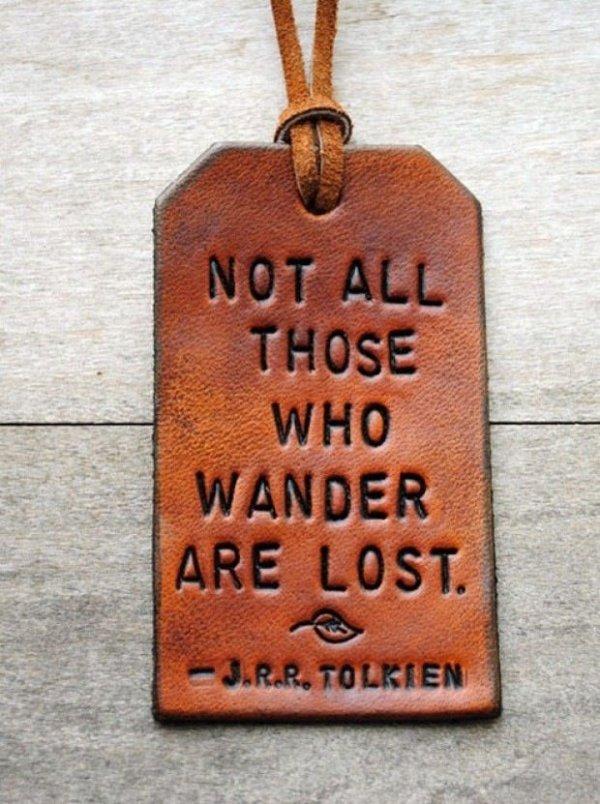 Wandering Free