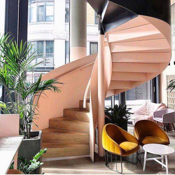 stairs, balcony, interior design, house, shade,