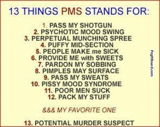 PMS =