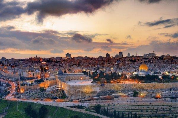 Write a Prayer in Jerusalem, Israel