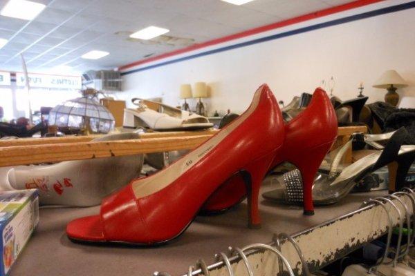 American Way Thrift Store