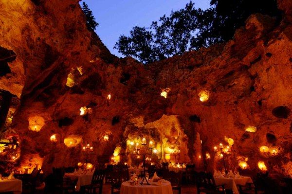Ali Barbour's Cave Restaurant - Diani Beach, Kenya