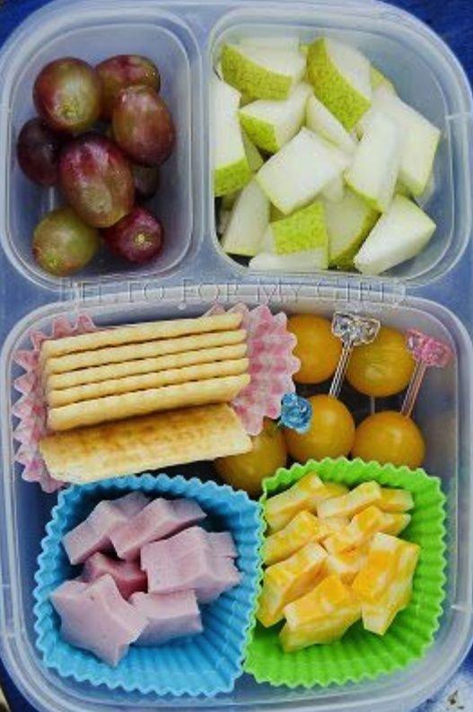 Appetizer Lunch