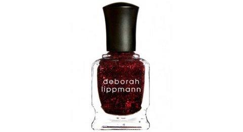 Deborah Lippmann Nail Color in Ruby Red Slippers