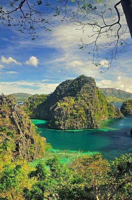 Palawan Island, the Philippines