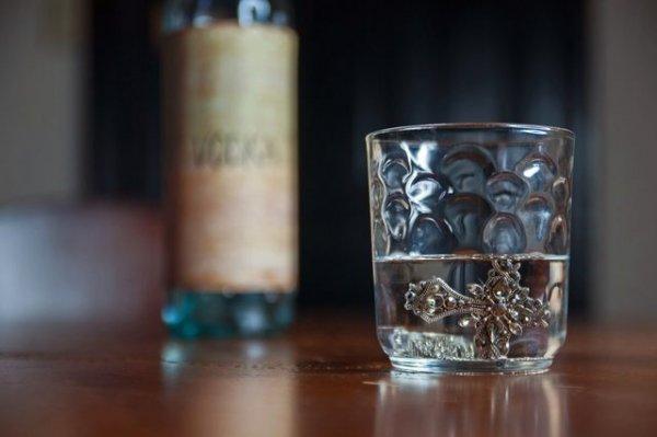 Vodka Brings Back the Shine