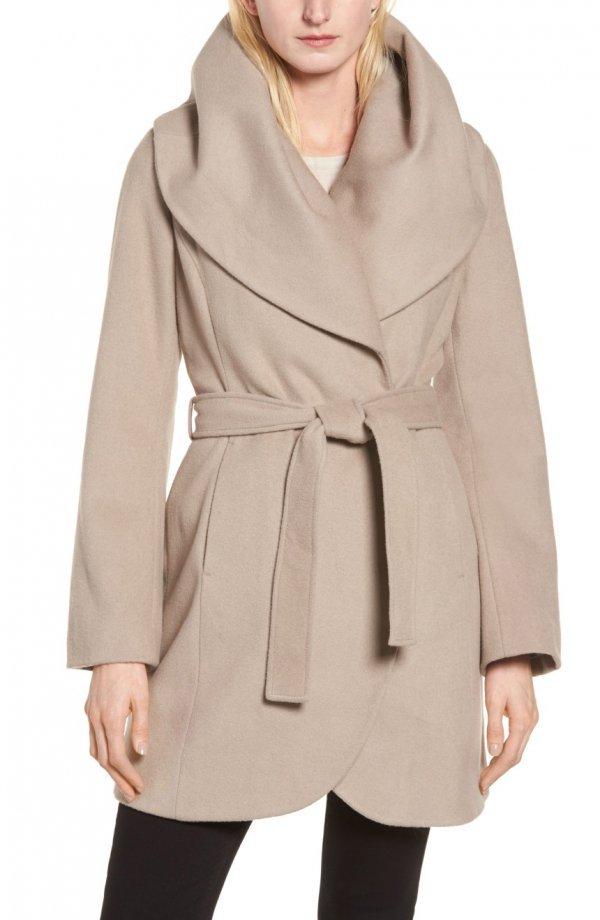 coat, overcoat, beige, trench coat, fur,