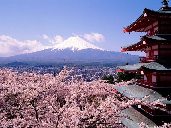 Mt Fuji (Japan)