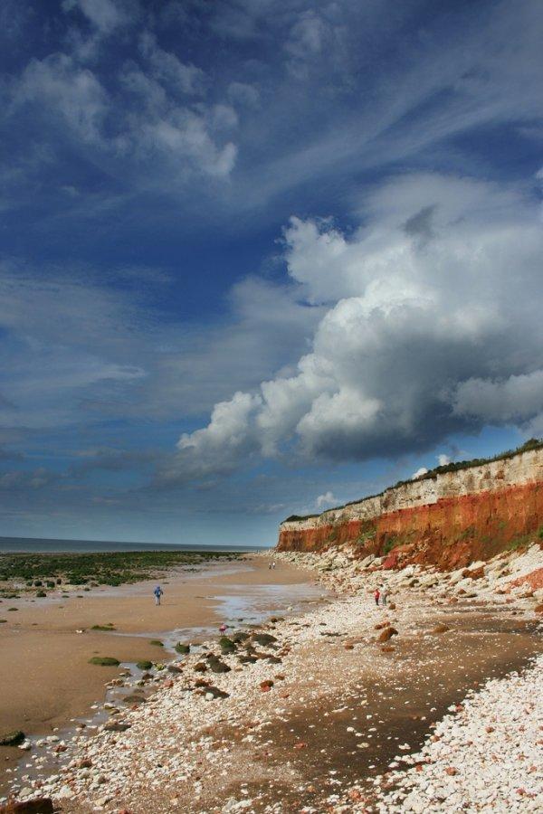 Hunstanton Beach, Hunstanton, England