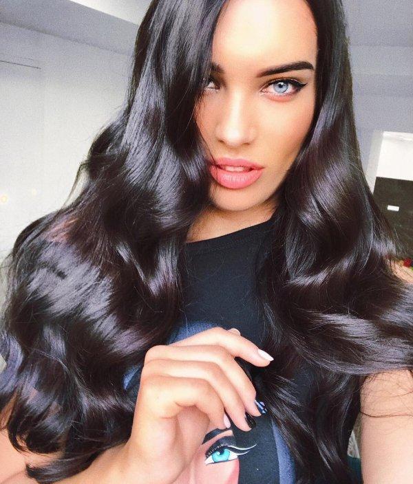 hair, human hair color, beauty, long hair, black hair,