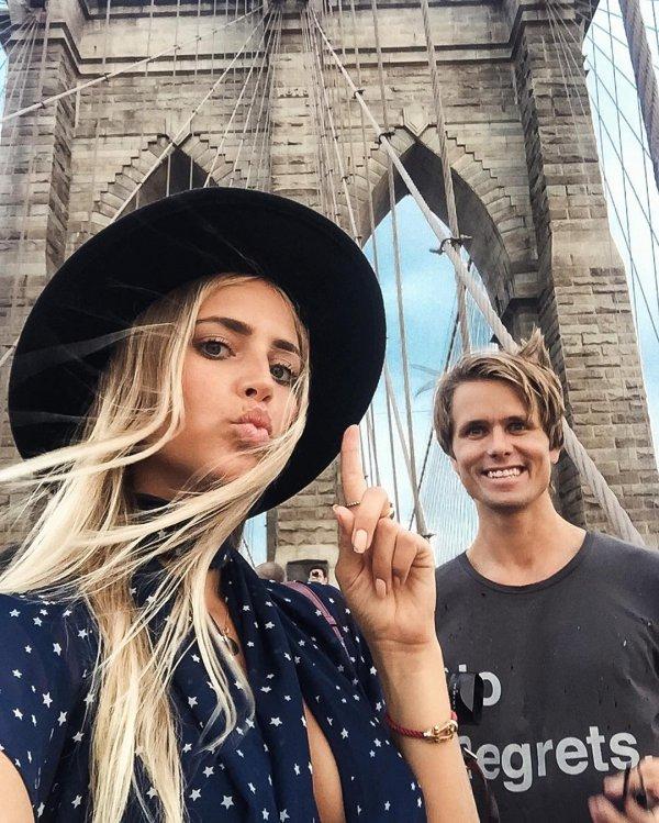 Brooklyn Bridge, fashion, egrets,