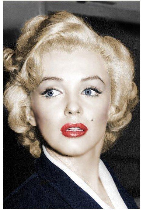 Mimic Marilyn Monroe's Mole