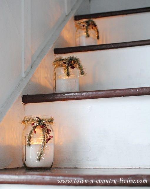 Stair Votives