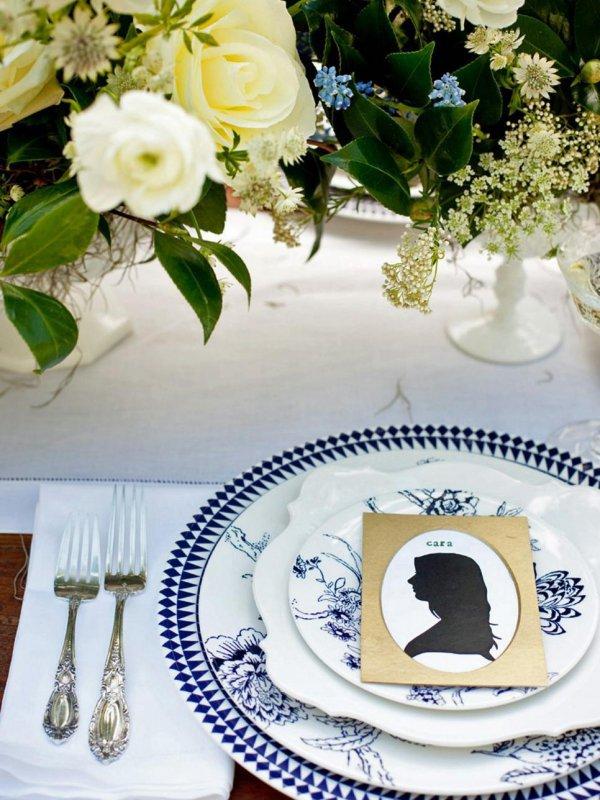 blue, yellow, dishware, tableware, flower,