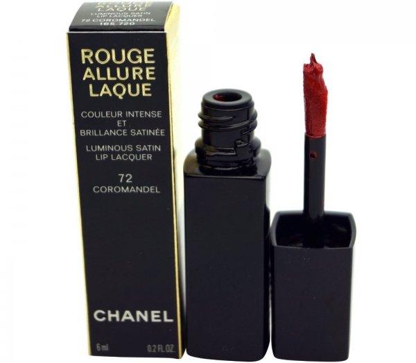 Chanel Luminous Satin Lip Lacquer in Coromandel
