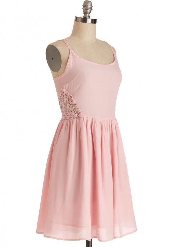 Pretty En Pointe Dress