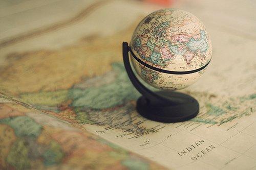 Globe, World, Map, Sphere, Interior design,