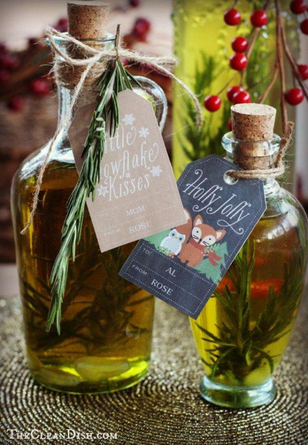 Rosemary Garlic Olive Oil